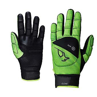 Kookaburra 2018 Clone Field Hockey Hand Guard Glove Protection Lime Green - S