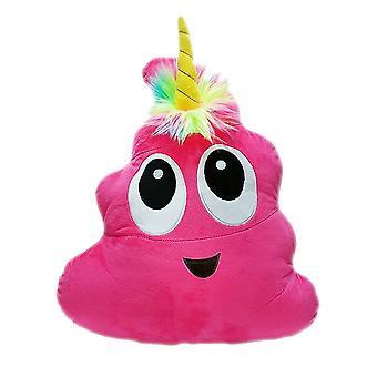 Poonicorn 40cm Plush Pillow - Pink