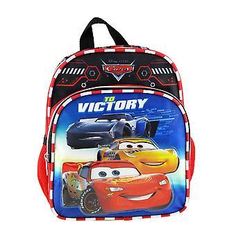 Mini Backpack - Disney - Cars Top Engine 10