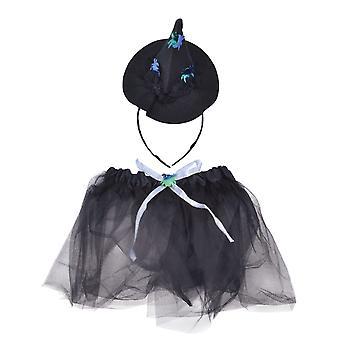 Bristol Novelty Girls Witch Costume