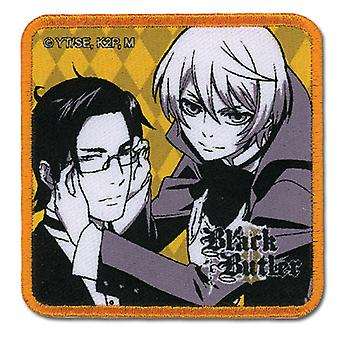 Patch - Black Butler 2 - New Aloise & Claude Toys Anime Licensed ge44528