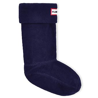 Hunter Kinder Wellington Stiefelsocken - Navy Blue