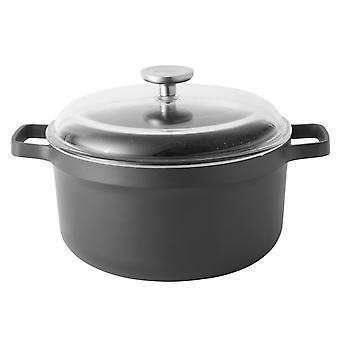 BergHOFF Suppen-/ Gemüsetopf mit Deckel 24cm