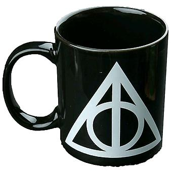 Harry Potter Deathly Hallows Coffee Mug