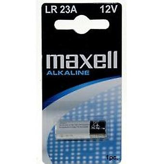 Maxell Blister 023a alkaline battery lr-23A (Kitchen Appliances , Electronics)