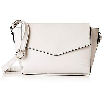 Tom Tailor Denim Kendra - White Women's Shoulder Bags (Wei_) 28x16x4.5 cm (B x H T)