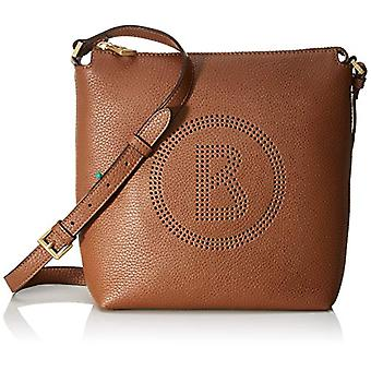 بوغنر 4190000174 حقيبة كتف المرأة البني (براون (كونياك 703)) 8.5x22.5x23 سم (B x H x T)