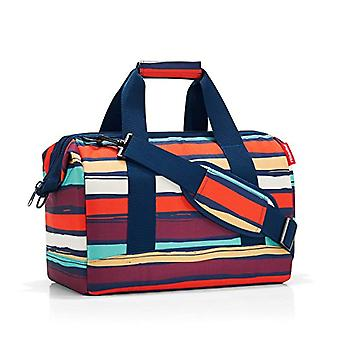 Reisenthel Artist Stripes Borsone 40 cm 18 liters Multicolor (Mehrfarbig Gestreift)