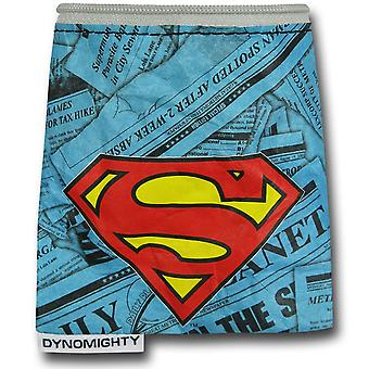 Superman Mighty stash tas