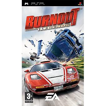 Burnout Legends (PSP) - New