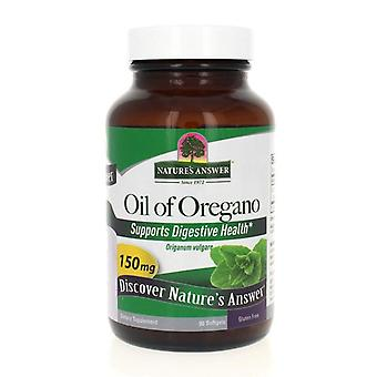 Nature's Answer Oil of Oregano Softgels 90 1571