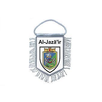 Flag Mini Flag Country Car Decoration Souvenir Blason Algiers Algiers