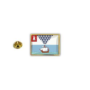 Pine PineS Pin Abzeichen Pin-Apos;s Metall Broche englische Flagge Uk Belfast Irland