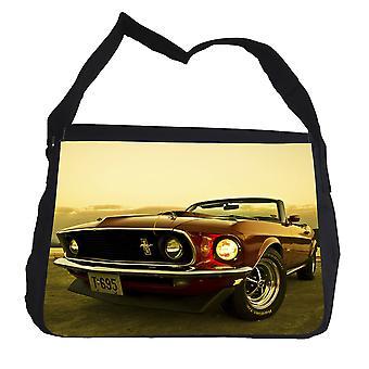 Ford Mustang väska med axelrem - Messenger Bag