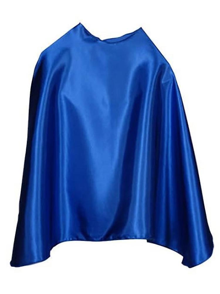 Blue Super Hero Cape