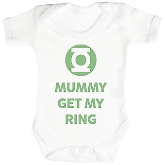 Mummy Get My Ring - Baby Bodysuit