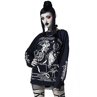 Rogue + Wolf Kill Your Enemies Potion Long Sleeve Tee