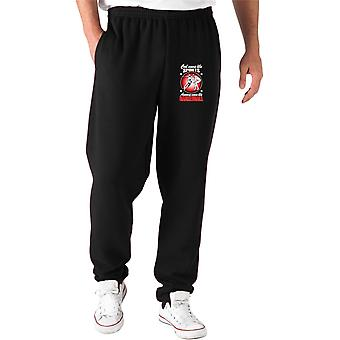 Pantaloni tuta nero gen0566 cool mom likes sports