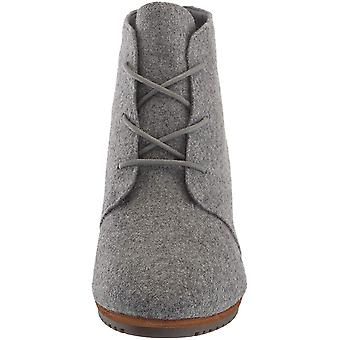 Dr. Scholl's Shoes Womens Conquer Fabric Closed Toe Ankle Fashion Boots