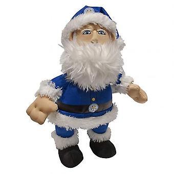 Leicester City Plush Santa