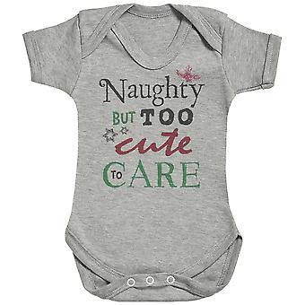 Niegrzeczny, ale zbyt słodkie zbyt opieki Body Baby / Babygrow