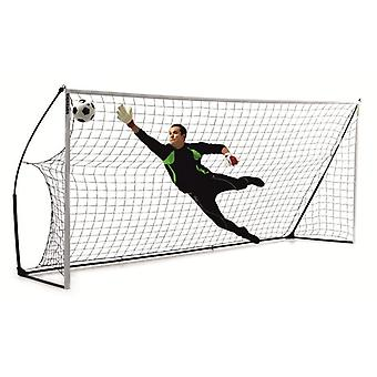 Quick Play - Kickster 4.90mx2.10m Football Goal