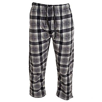 Cargo Bay Mens Plaid Lounge Pants