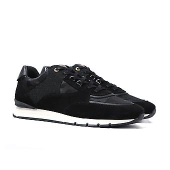 Android Homme Belter 2.0 Black Caviar Trainers