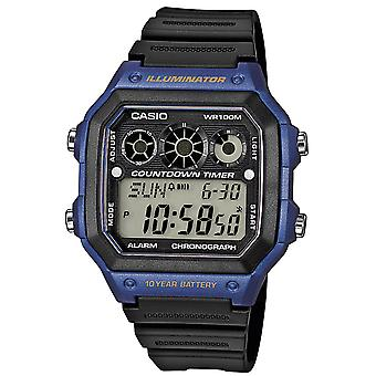 Casio Collection Mens Watch AE-1300WH-2AVEF