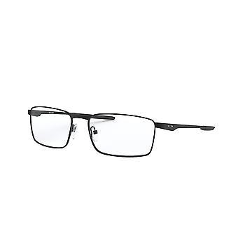 أوكلي فولر OX3227 01 نظارات سوداء من الساتين