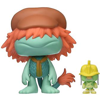Funko POP Fraggle Rock Boober With Doozer  Collectible Figure