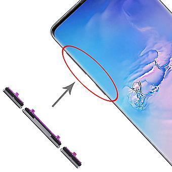 For Samsung Galaxy S10/S10 Plus Sidekeys Sidekeys Green Spare Part Accessories Repair