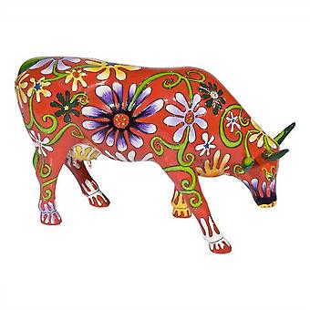 Flower Lover Cow Parade Cow (large)