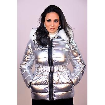 Silver Jacket Sam-rone Woman YV18505