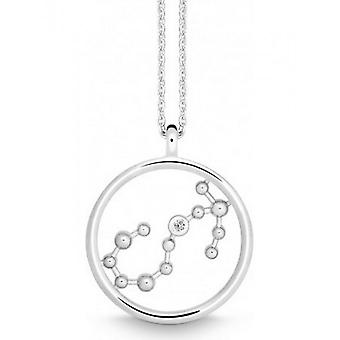 QUINN - Halskette - Damen - Silber 925 - Wess. (H) / piqué - 0274279