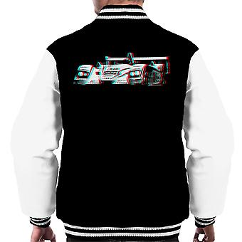 Motorsport Images JJ Lehto Champion 3D Effect Men's Varsity Jacket