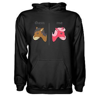 Moletom masculino capuz hoodie- Them Me