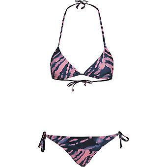 Urban Classics Damen Bikini Tie Dye