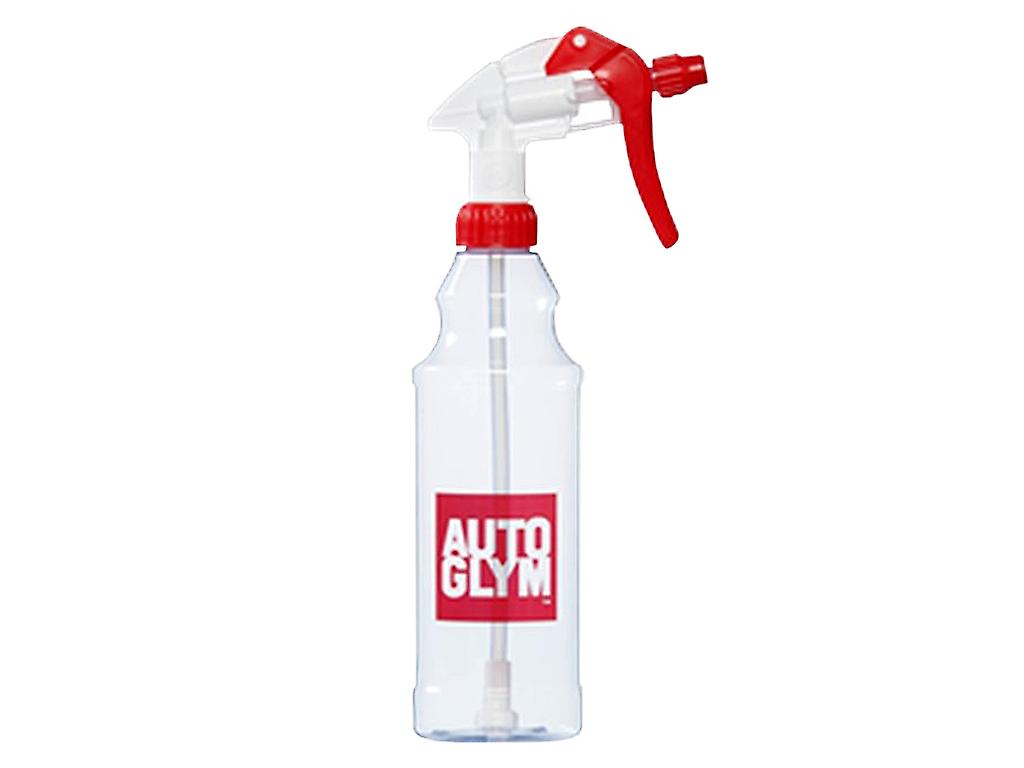 Autoglym Pump Spray Bottle with 4 Finger Trigger for Car Detergent and Cleaning Fluids in Pack of 5
