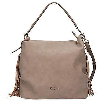 Shopper Pepe Jeans Fringe Brown Bag