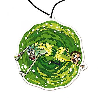 Rick og Morty Portal Air Freshener