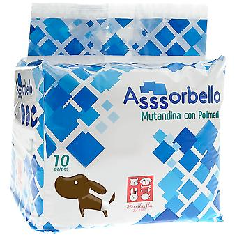 Ferribiella Pet Pads With Polymers Medium  (Dogs , Grooming & Wellbeing , Diapers)