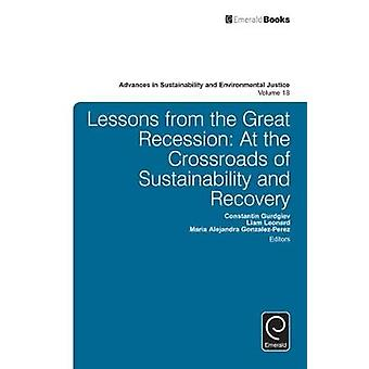 Lessons from the Great Recession At the Crossroads of Sustainability and Recovery by Gurdgiev & Constantin