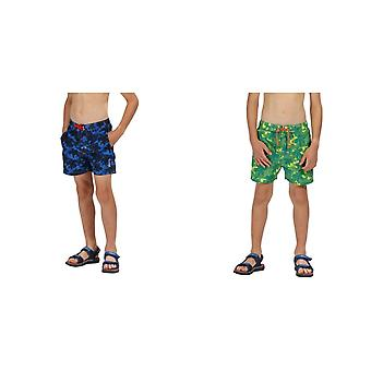 Regatta Kids Skander II Quick Drying Swim Shorts