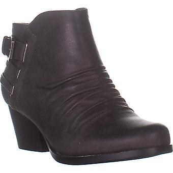 Bare Traps Womens BT26845 Leather Closed Toe Ankle Fashion Boots