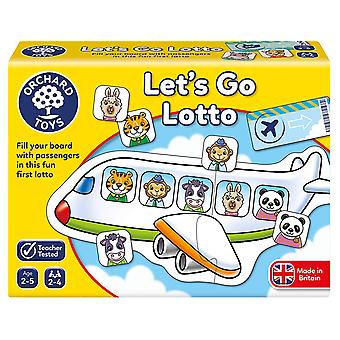 Orchard Toys let ' s Go lotto spel