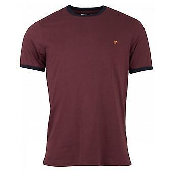 Farah Groves Short Sleeved Ringer T-Shirt