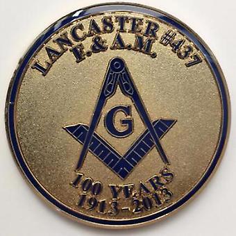 لانكستر و. صباحا 100 سنة شعار السيارة