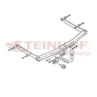 Steinhof Tow Bars And Hitches for FOCUS III 2011 Onwards