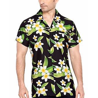 Club cubana men's regular fit classic short sleeve casual shirt ccd28